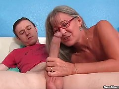 Want Your Cock Sucked Step Son?